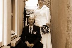 Bruiloft bij Mak