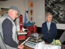 Wekelijkse groentenverkoop 20 september 2012